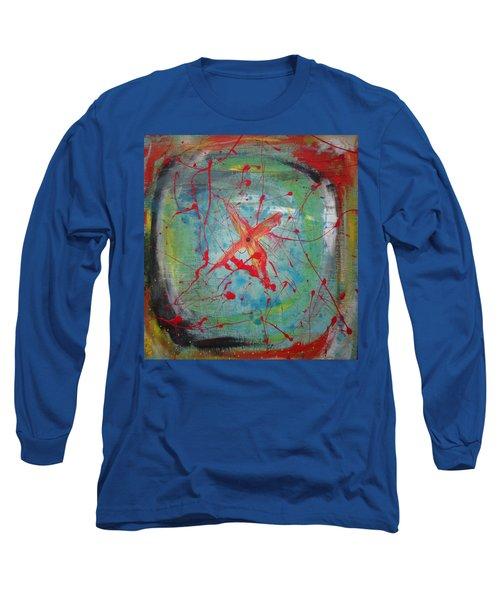 Bullseye Vision Long Sleeve T-Shirt