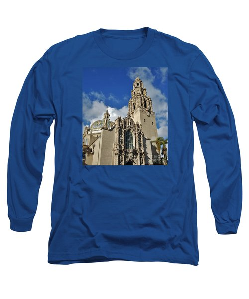 California Tower 2010 Long Sleeve T-Shirt by Jasna Gopic