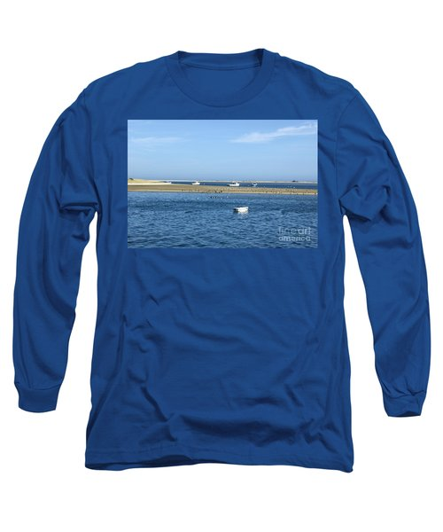 Cape Cod Tranquility Long Sleeve T-Shirt