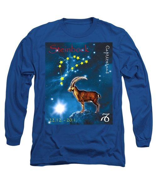 Capricornus Long Sleeve T-Shirt