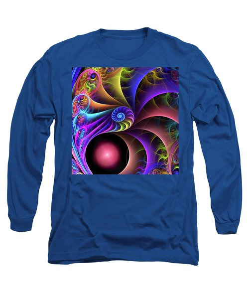 Carnival Long Sleeve T-Shirt by Kathy Kelly