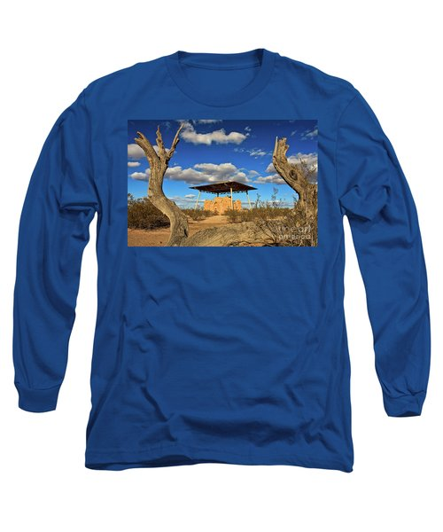 Casa Grande Ruins National Monument Long Sleeve T-Shirt
