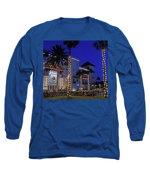 Casa Monica Inn Night Of Lights Long Sleeve T-Shirt