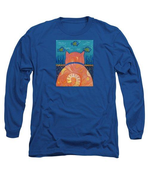 Cat Tales Long Sleeve T-Shirt