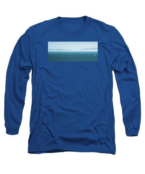 Catalina Test Long Sleeve T-Shirt by Ben and Raisa Gertsberg