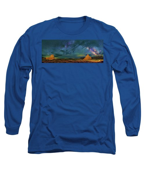 Cathedrals Long Sleeve T-Shirt
