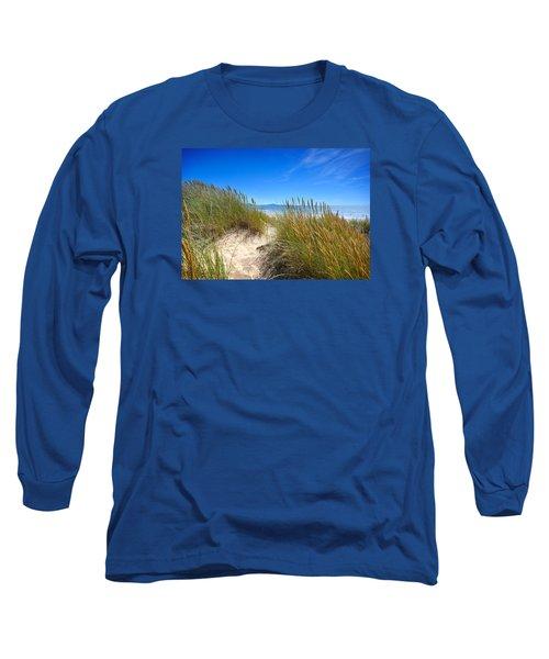 Cefn Sidan Beach 2 Long Sleeve T-Shirt