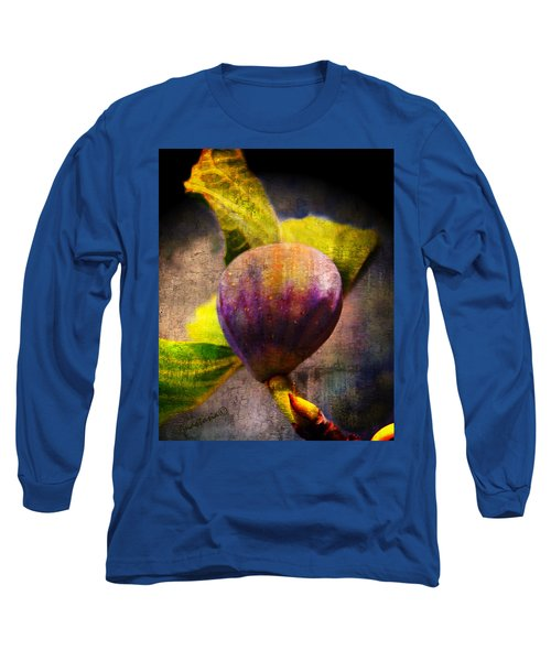 Celeste Fig Long Sleeve T-Shirt