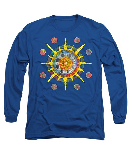 Celtic Stargate Long Sleeve T-Shirt