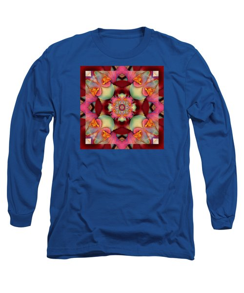 Long Sleeve T-Shirt featuring the photograph Centerpeace by Bell And Todd