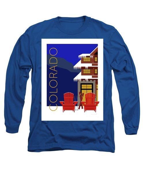 Colorado Chairs Long Sleeve T-Shirt