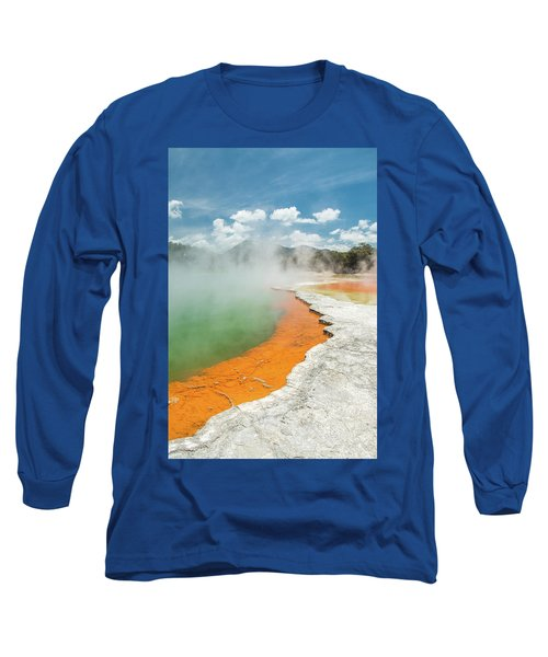 Champagne Pool Long Sleeve T-Shirt