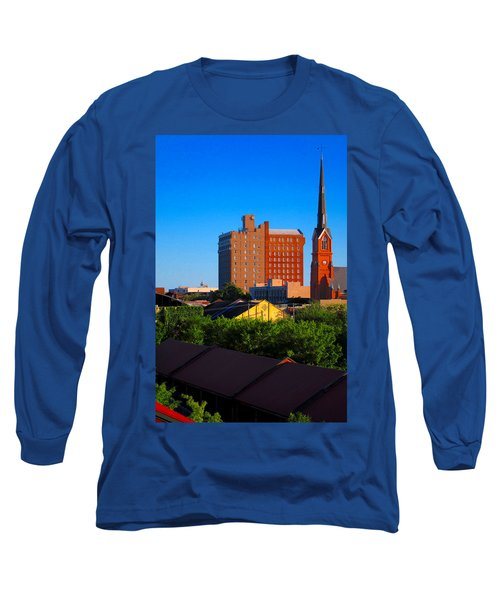 Charleston Buildings Long Sleeve T-Shirt