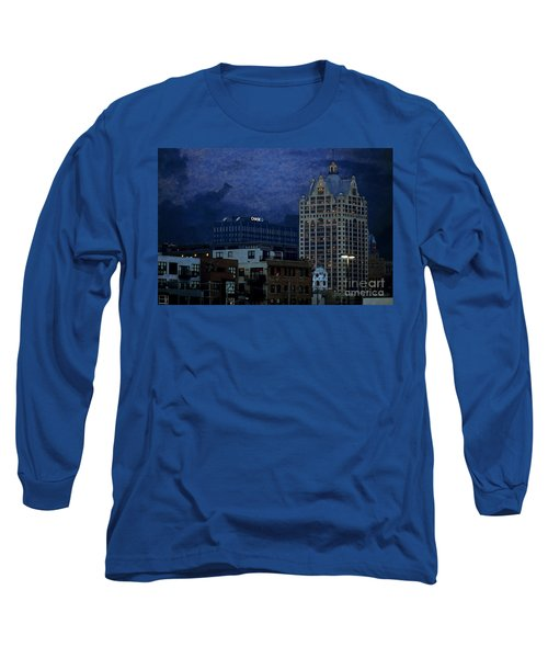Chase Long Sleeve T-Shirt by David Blank