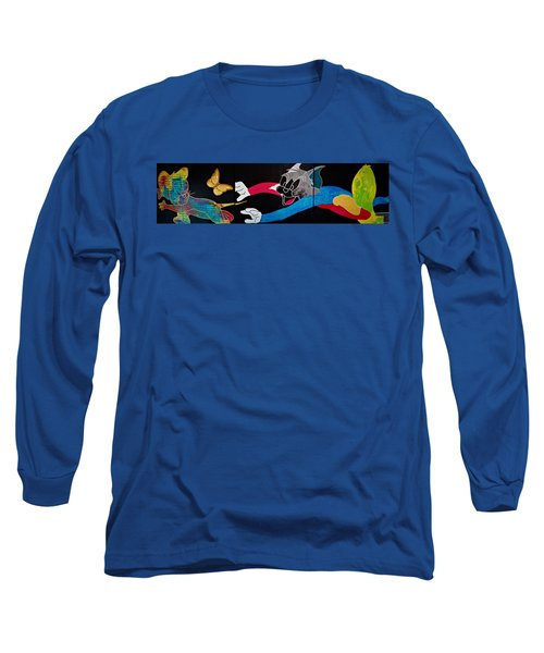 Chase Your Dream Long Sleeve T-Shirt