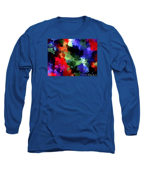 Chasing Sleep Long Sleeve T-Shirt by Holley Jacobs