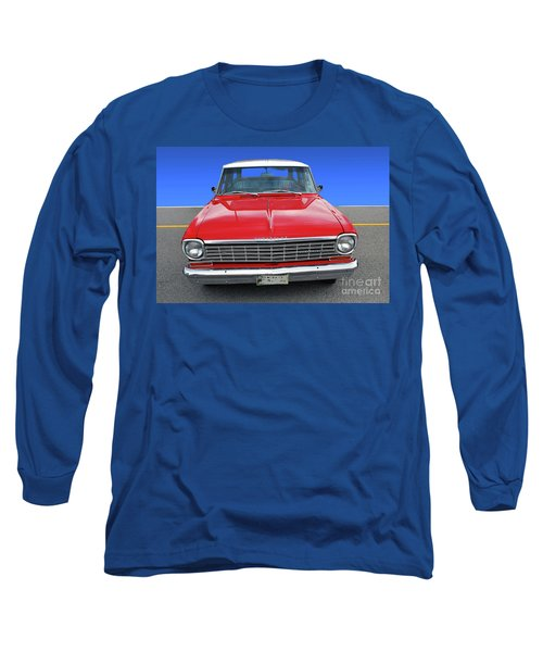 Chev Wagon Long Sleeve T-Shirt