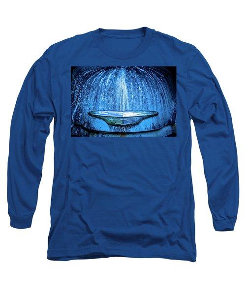Chevy Hood Long Sleeve T-Shirt