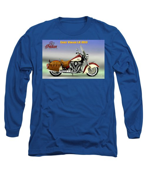 Chief Vintage Le 2013 Long Sleeve T-Shirt