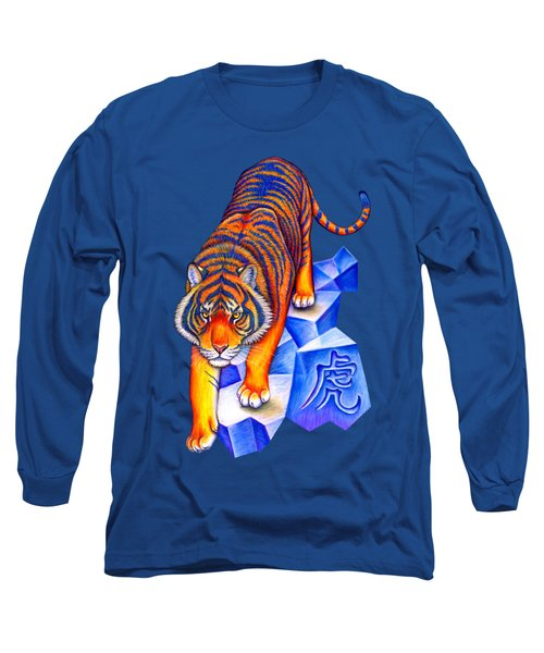 Chinese Zodiac - Year Of The Tiger Long Sleeve T-Shirt