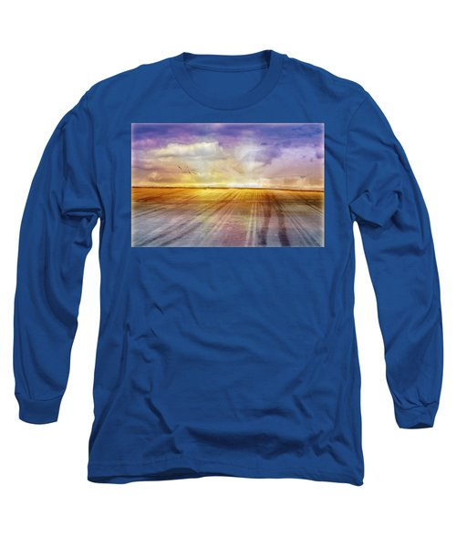 Long Sleeve T-Shirt featuring the photograph Choices by Holly Kempe