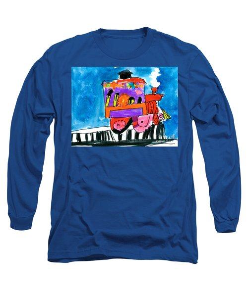 Choochoo Train Long Sleeve T-Shirt