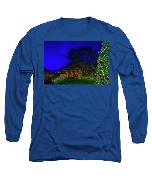 Christmas At Filoli Long Sleeve T-Shirt