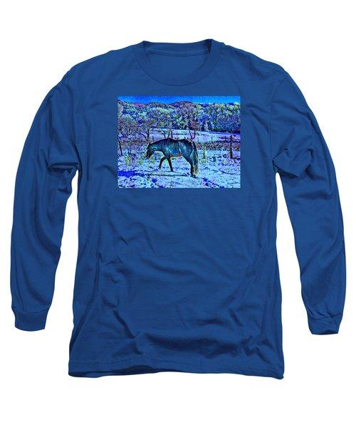 Christmas Roan El Valle IIi Long Sleeve T-Shirt