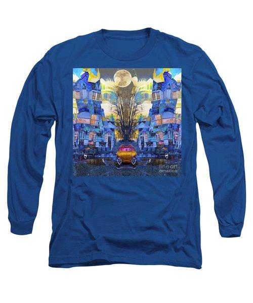 Cinderella's Coach Long Sleeve T-Shirt