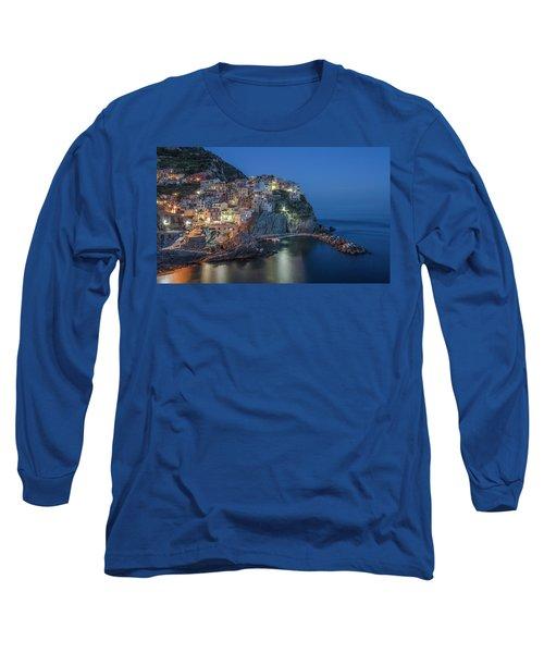 Cinque Terre - Manarola Long Sleeve T-Shirt