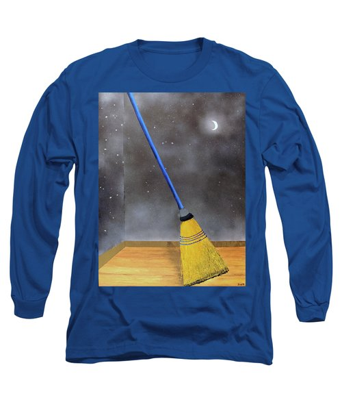 Cleaning Out The Universe Long Sleeve T-Shirt