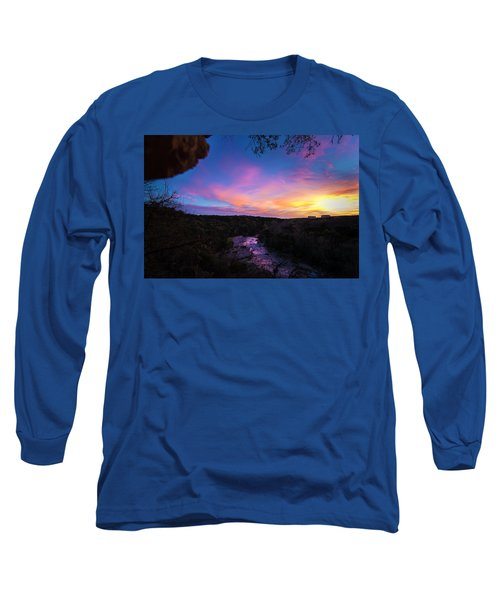 Cliff View Long Sleeve T-Shirt