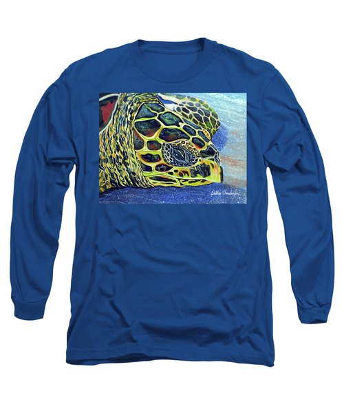 Close Up Of Kohilo Long Sleeve T-Shirt
