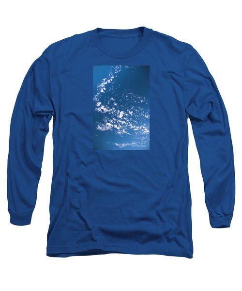 Long Sleeve T-Shirt featuring the photograph Cloud Dragon by Yulia Kazansky