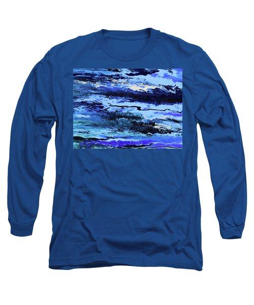 Coastal Breeze Long Sleeve T-Shirt by Ralph White
