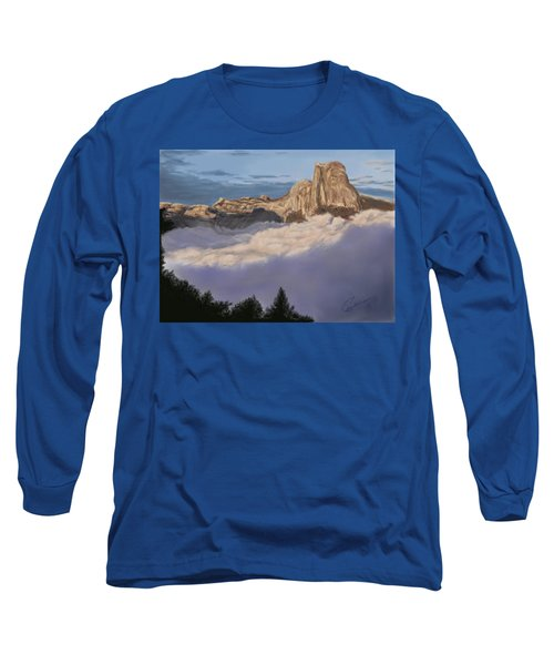 Cold Mountains Long Sleeve T-Shirt