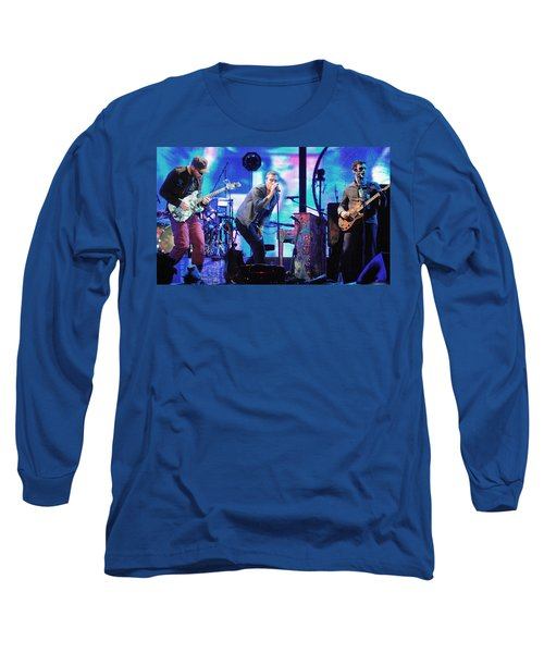 Coldplay7 Long Sleeve T-Shirt by Rafa Rivas