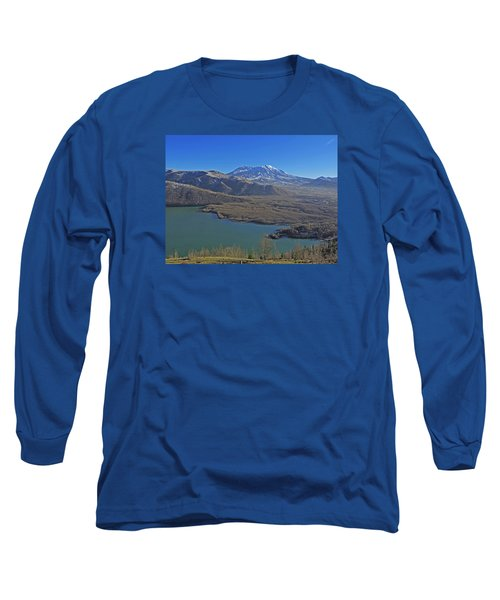 Long Sleeve T-Shirt featuring the photograph Coldwater Lake by Jack Moskovita