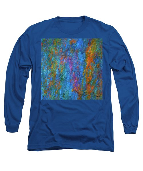 Color Abstraction Xiv Long Sleeve T-Shirt