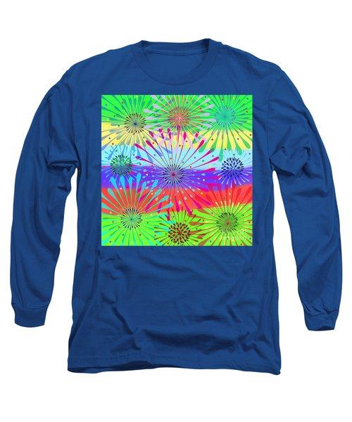 Color Cornucopia Long Sleeve T-Shirt