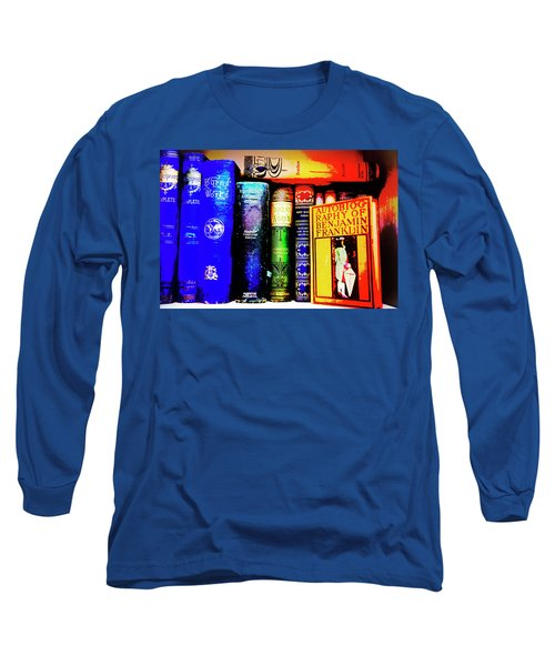 Colorful Classics Long Sleeve T-Shirt by Toni Hopper