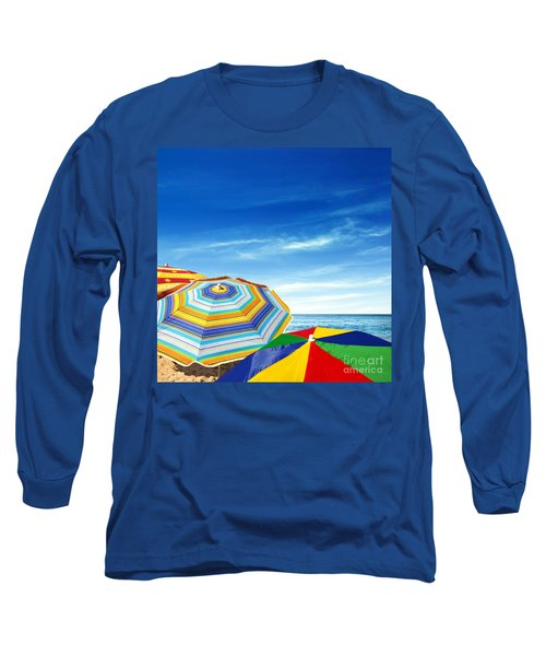 Colorful Sunshades Long Sleeve T-Shirt