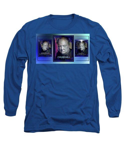 Cometh The Hour . . .  Long Sleeve T-Shirt