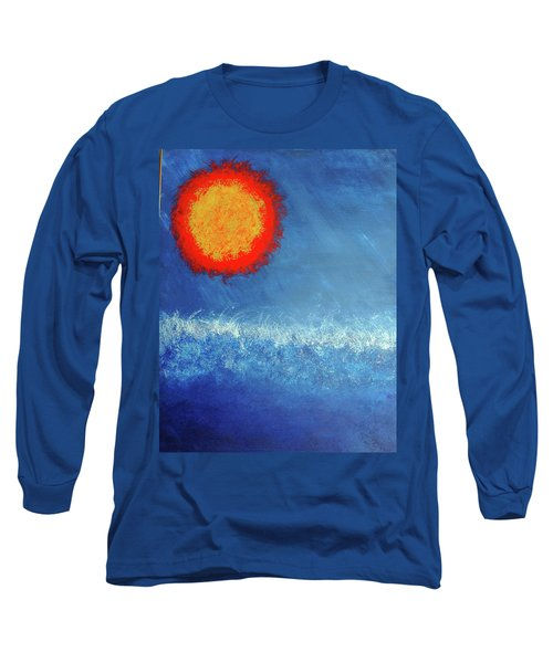 Coming To A Boil Long Sleeve T-Shirt