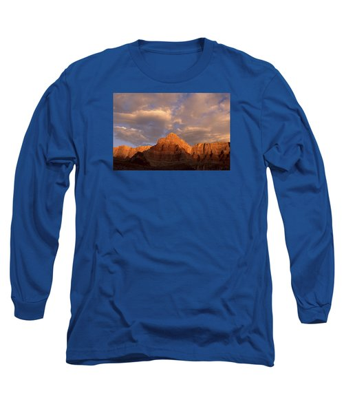 Commanche Point  Grand Canyon National Park Long Sleeve T-Shirt
