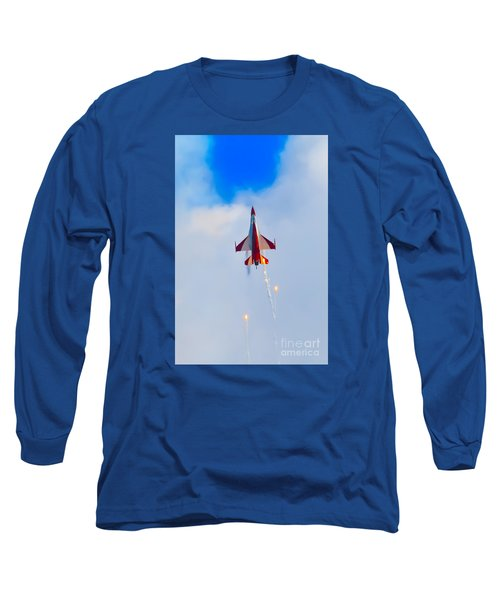 Constrained Long Sleeve T-Shirt