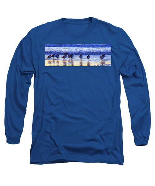 Long Sleeve T-Shirt featuring the photograph Convention by Joye Ardyn Durham