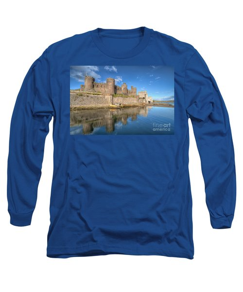 Conwy Castle Long Sleeve T-Shirt