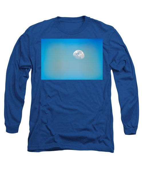 Cool Blue Long Sleeve T-Shirt