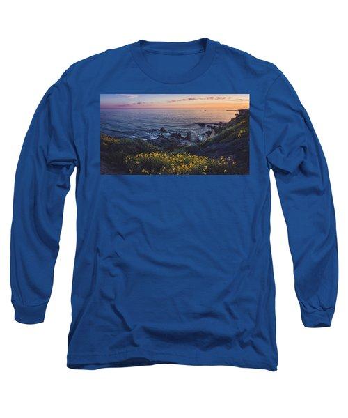 Corona Del Mar Super Bloom Long Sleeve T-Shirt